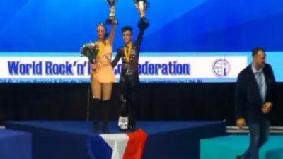 Championnat du monde: Marty de la Torre et Ophélie Portillo