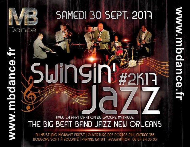 Danse & Wellness Swingin'Jazz 2017