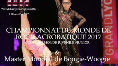 Championnat du monde LYON Gerland:  Venez encourager le MB Dance !