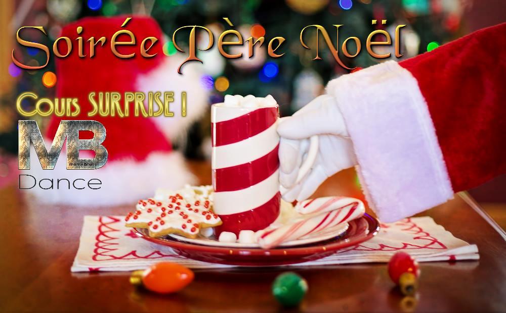 Soirée Père Noël 2017 – Vendredi 22 Décembre 2017