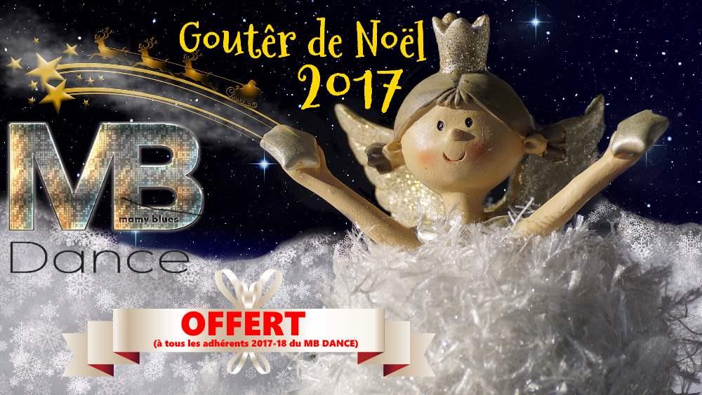 Goûter de Noël 2017 – Le 20 Décembre 2017
