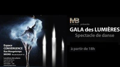 GALA des LUMIÈRES – 22 Déc 2018 | ESPACE CONVERGENCE