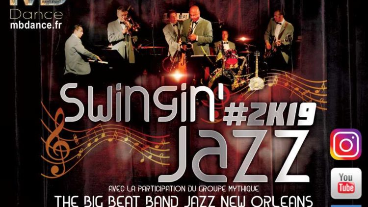 Danse & Wellness Swingin'Jazz- 19 Janvier 2019 – 21h