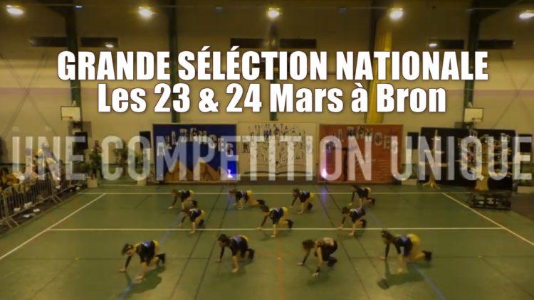 23 & 24 Mars – Grande Sélection Nationale