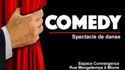 Spectacle de Danse – ESPACE CONVERGENCE – Vendredi 21 Juin 2019