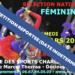 ANNULATION – Samedi 28 Mars 2020 – Sélection Nationale Féminine – Reportée